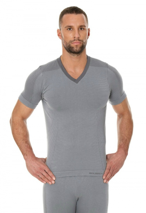 Рубашка Brubeck Active Wool XXL Black LS12820 / LS13020 мужская